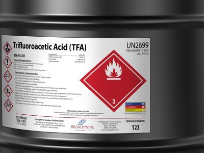BS 5609 tested custom adhesive, 50# lay-flat liner and a laser-specific top coating