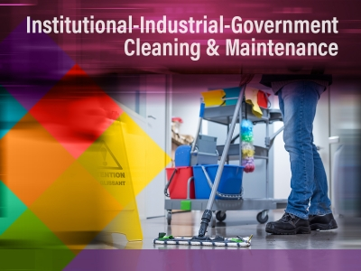 Institutional - Industrial - Government Cleaning and Maintenance image