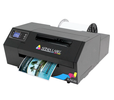 L502 Industrial Color Label Printer with Duo Ink Technology